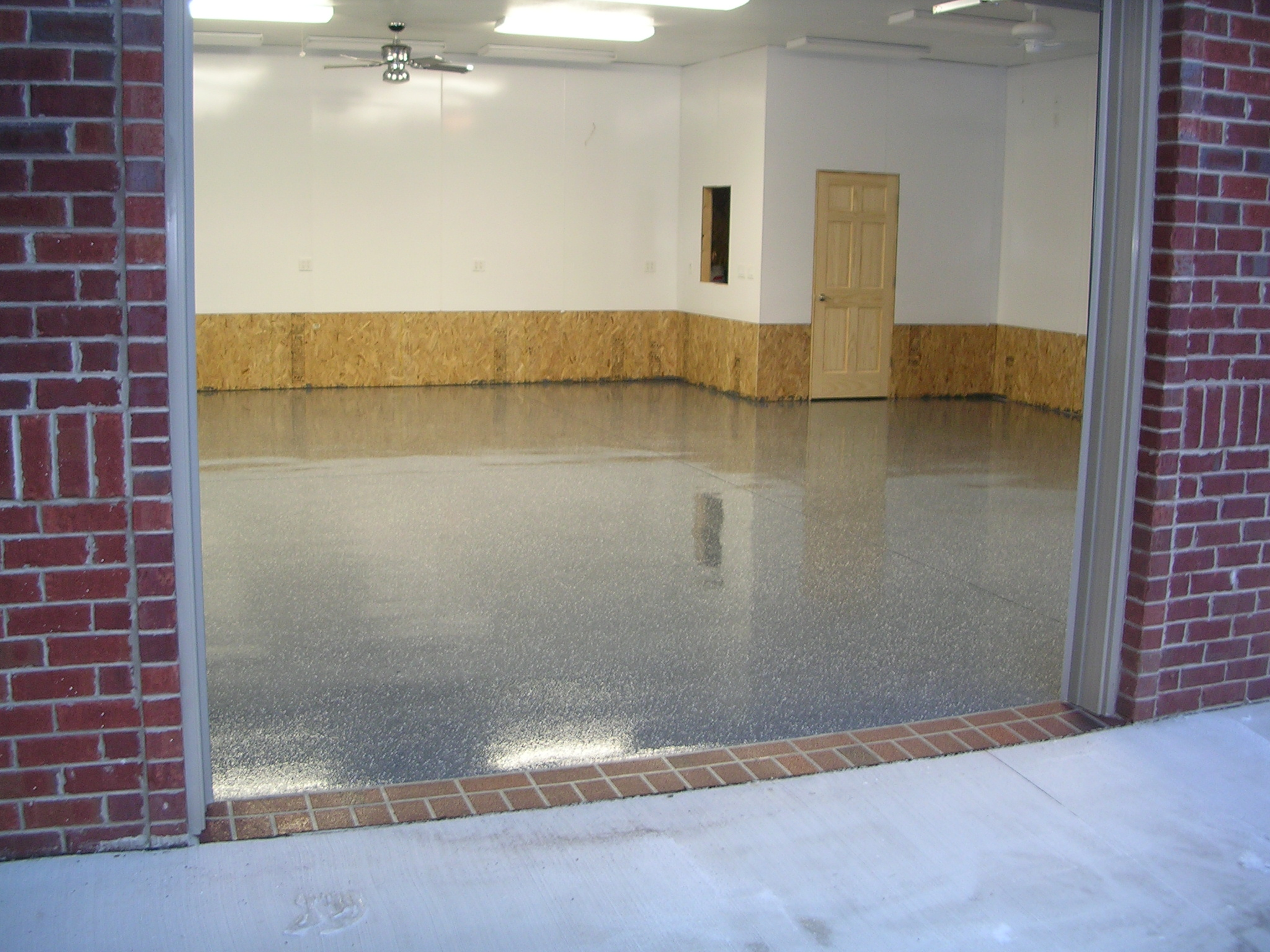 Garage Floor Epoxy Coating Appleton